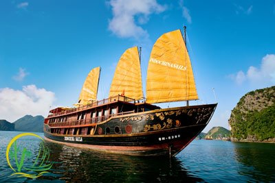 Indochina Sail Cruise Halong Bay