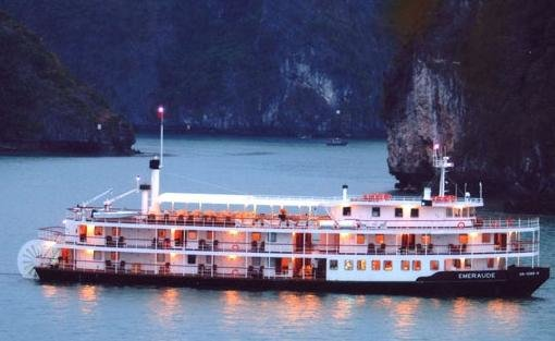 Halong Bay Emeraude Cruise